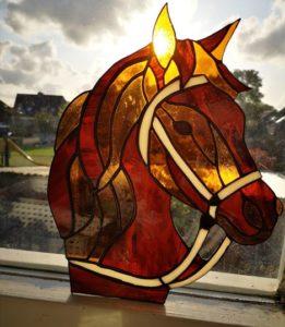 Een mooi paard